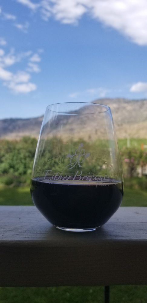 Esther Bricques Winery: 42 Swanson Mill Rd, Oroville, WA