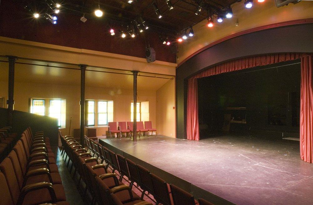 St Lawrence Arts: 76 Congress St, Portland, ME