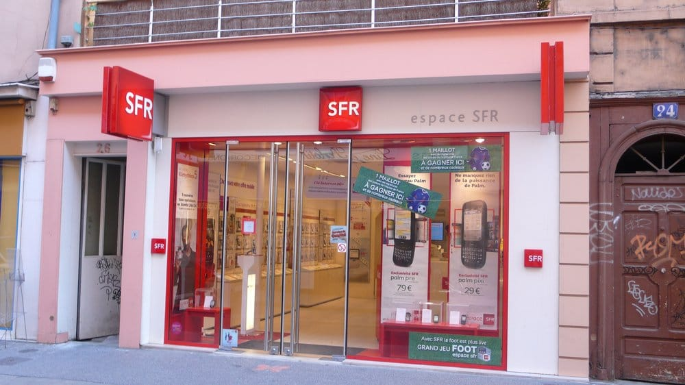 boutique sfr mobile phones 26 grande rue de la croix rousse croix rousse lyon france. Black Bedroom Furniture Sets. Home Design Ideas