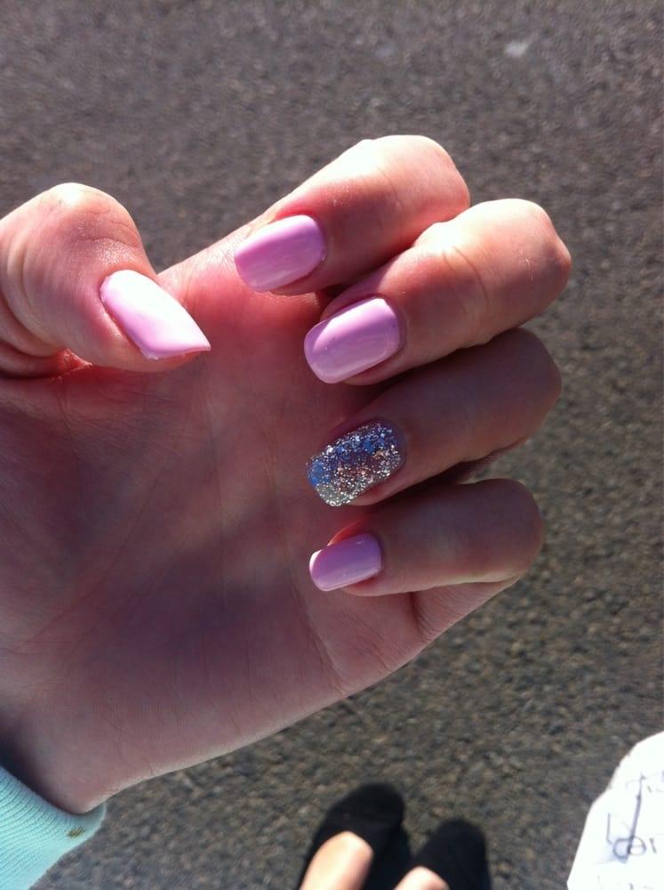Pretty nails by KC Nails & Spa - Yelp