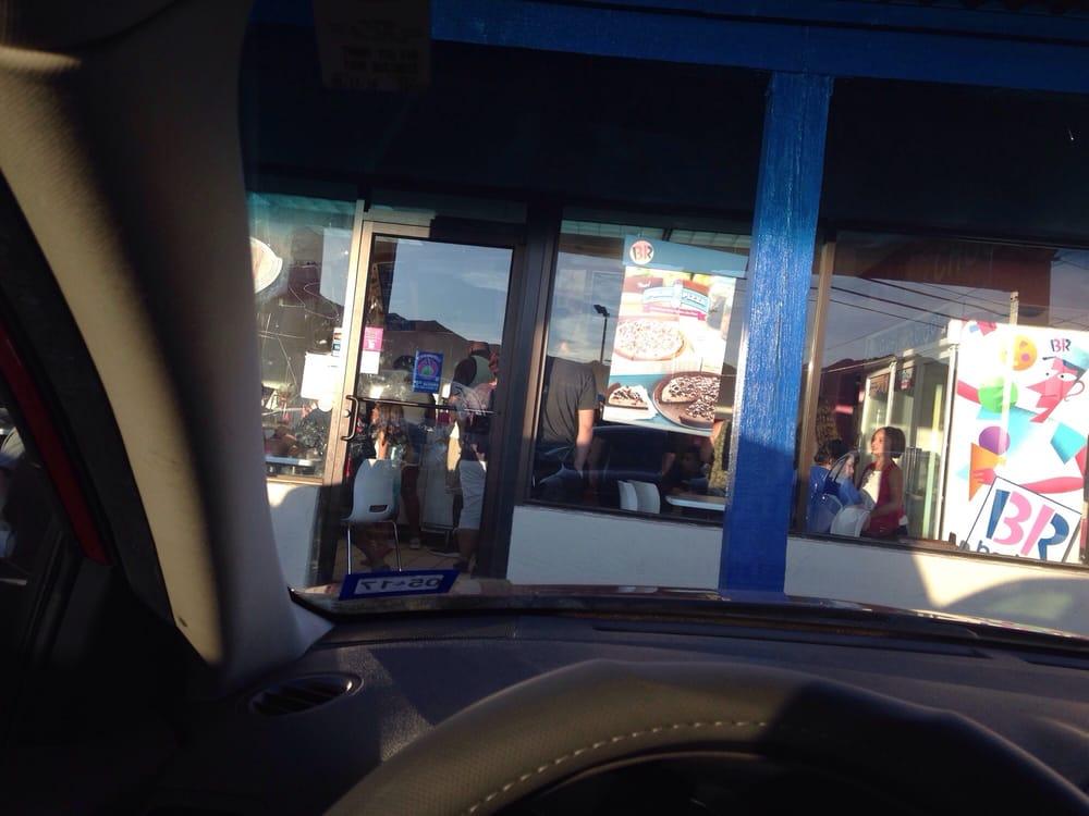 Baskin-Robbins: 9574 Dyer St, El Paso, TX
