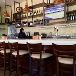 Photo Of Petros Kafe El Segundo Ca United States Bar Seating At