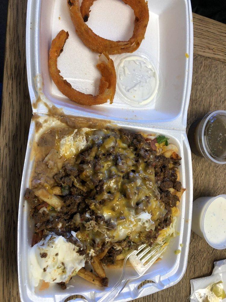 Burger Mania: 930 S E St, San Bernardino, CA