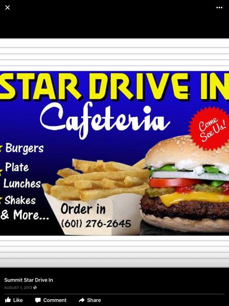 Stars Drive In: 1101 Robb St, Summit, MS