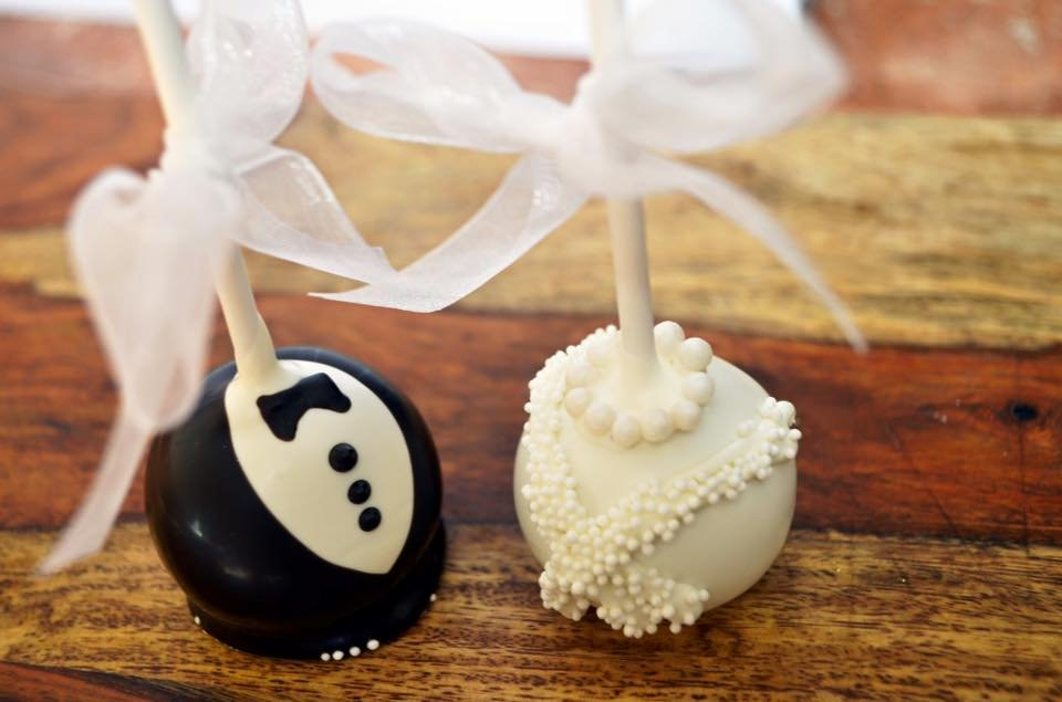 Bride And Groom Wedding Cake Pops Yelp