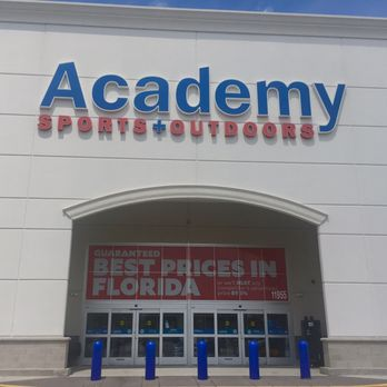 Advertising does not imply endorsement of Academy Sports + Outdoors by any branch of the U.S. Military Academy Sports + Outdoors ( E Colonial Dr, Orlando, FL) October 29 at AM ·4/4(33).