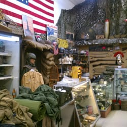Quonset Surplus Store Inc. of Portland, CT, your trusted army and navy surplus shop! We guarantee quality new and used items because you are our number one priority.