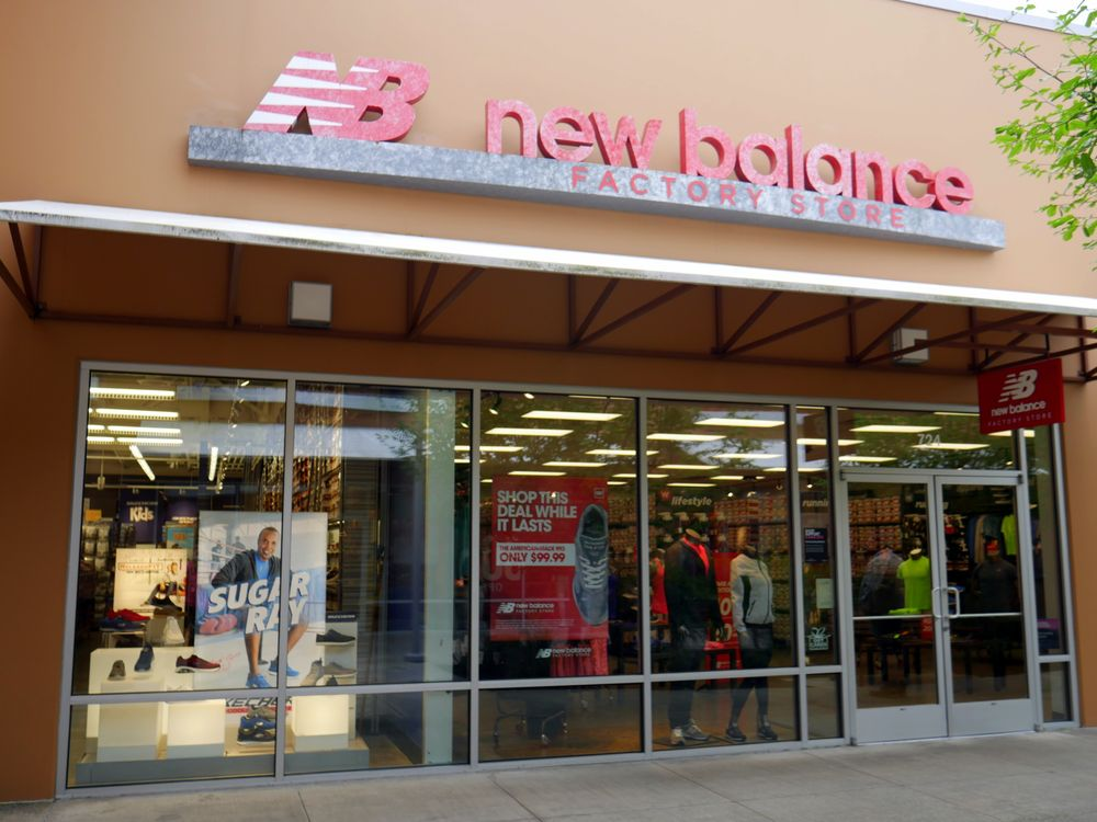 New Balance Factory Store: Seattle Premium Outlets, Tulalip, WA