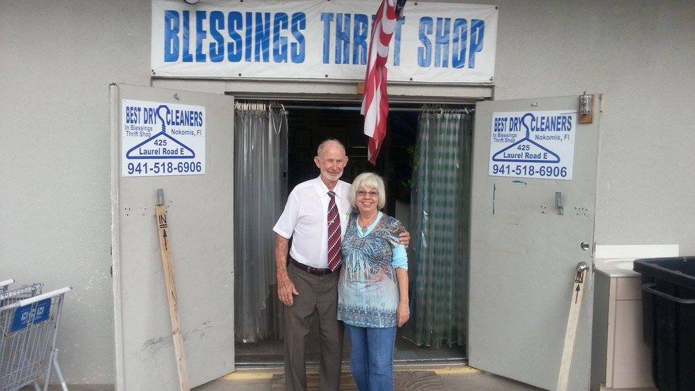 Blessings Thrift Shop