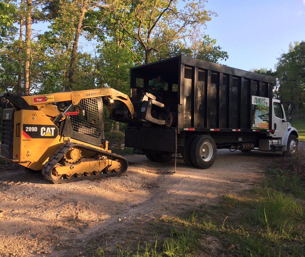 Charley's Tree Service: Rogers, AR