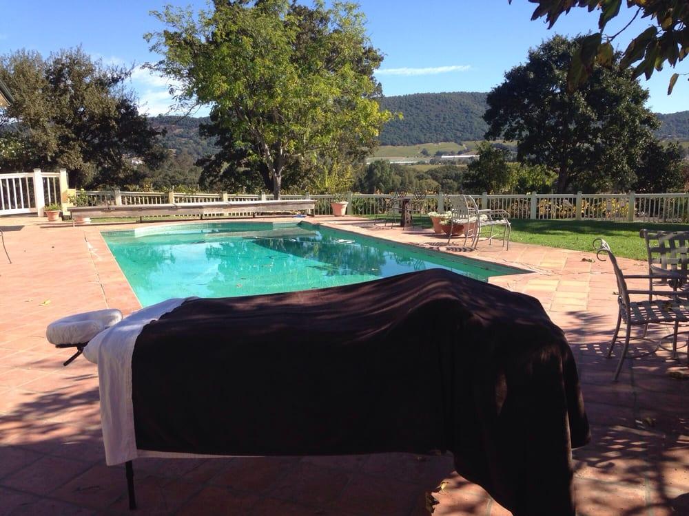 Relax Massage: Sonoma, CA