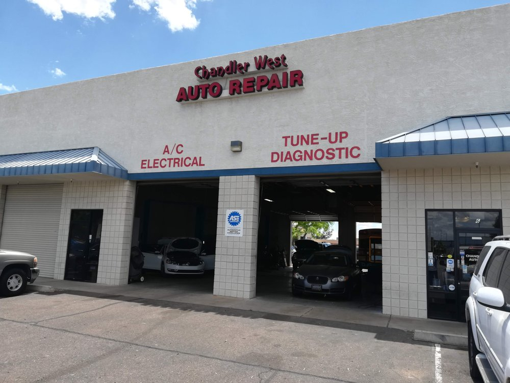 Chandler West Emission and Auto Repair