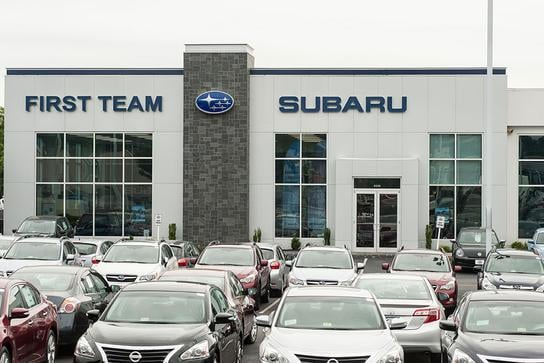 Subaru Dealers Near Me >> First Team Subaru - 10 Photos - Car Dealers - 6520 Peters ...