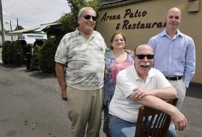 Arena Patio Restaurant