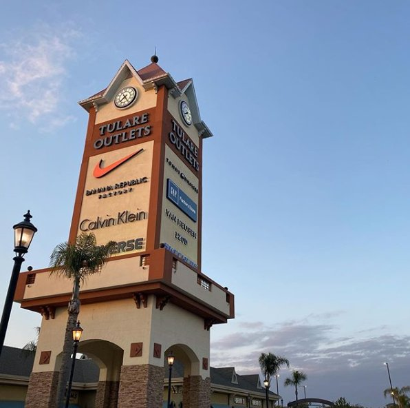 Tulare Outlets