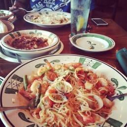 Photo Of Olive Garden Italian Restaurant   Eatontown, NJ, United States. My  Soggy