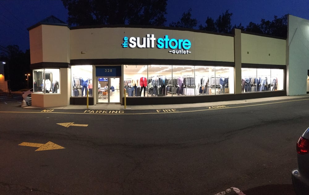 The Suit Store Outlet