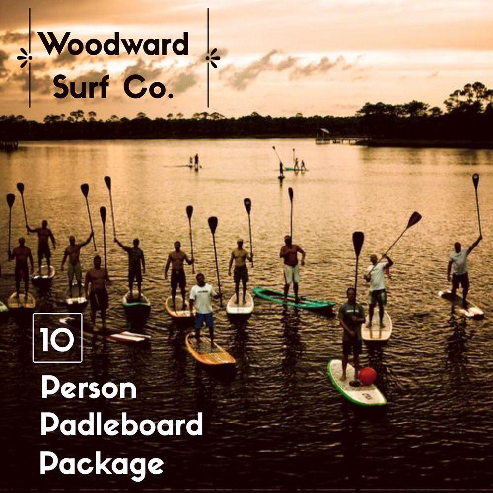 Woodward Surf Company: Wallace Marine Park, Salem, OR