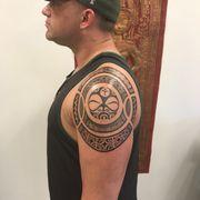 588c0a3ef05a9 Monarch tattoo Photo of Monarch Tattoo Studio - Hauula, HI, United States  ...