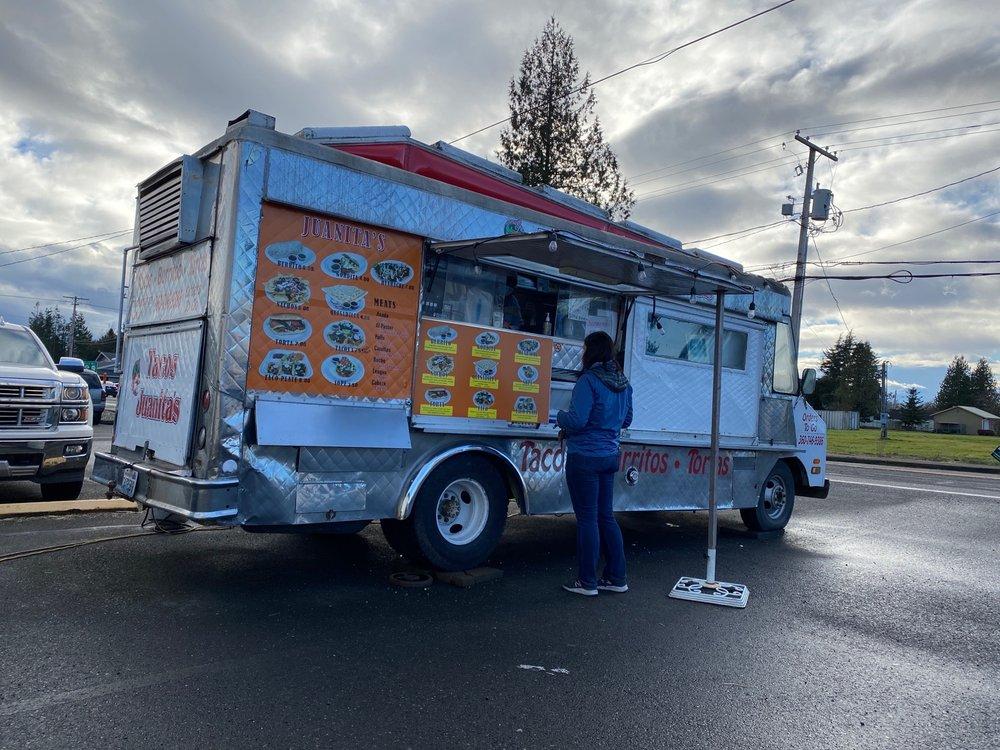 Juanita's Taco Truck & Artisanal Food: 108 Nooksack Rd, Nooksack, WA