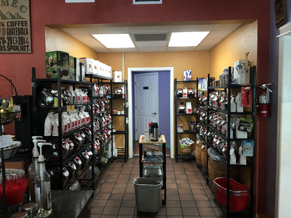 Coffee Mill: 12199 Indian Rocks Rd, Largo, FL