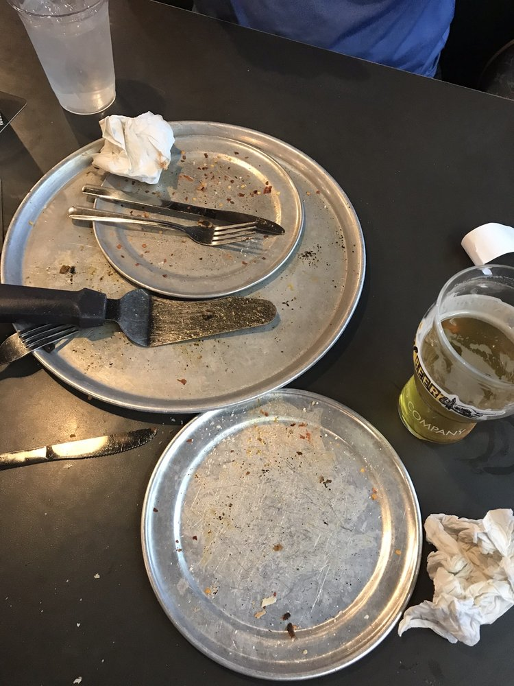 Food from Thunderhead Brewing