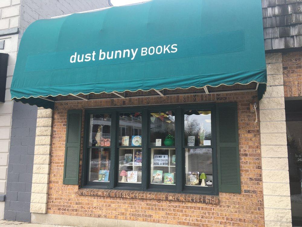 Dust Bunny Books: 152 Center St, Lake Geneva, WI