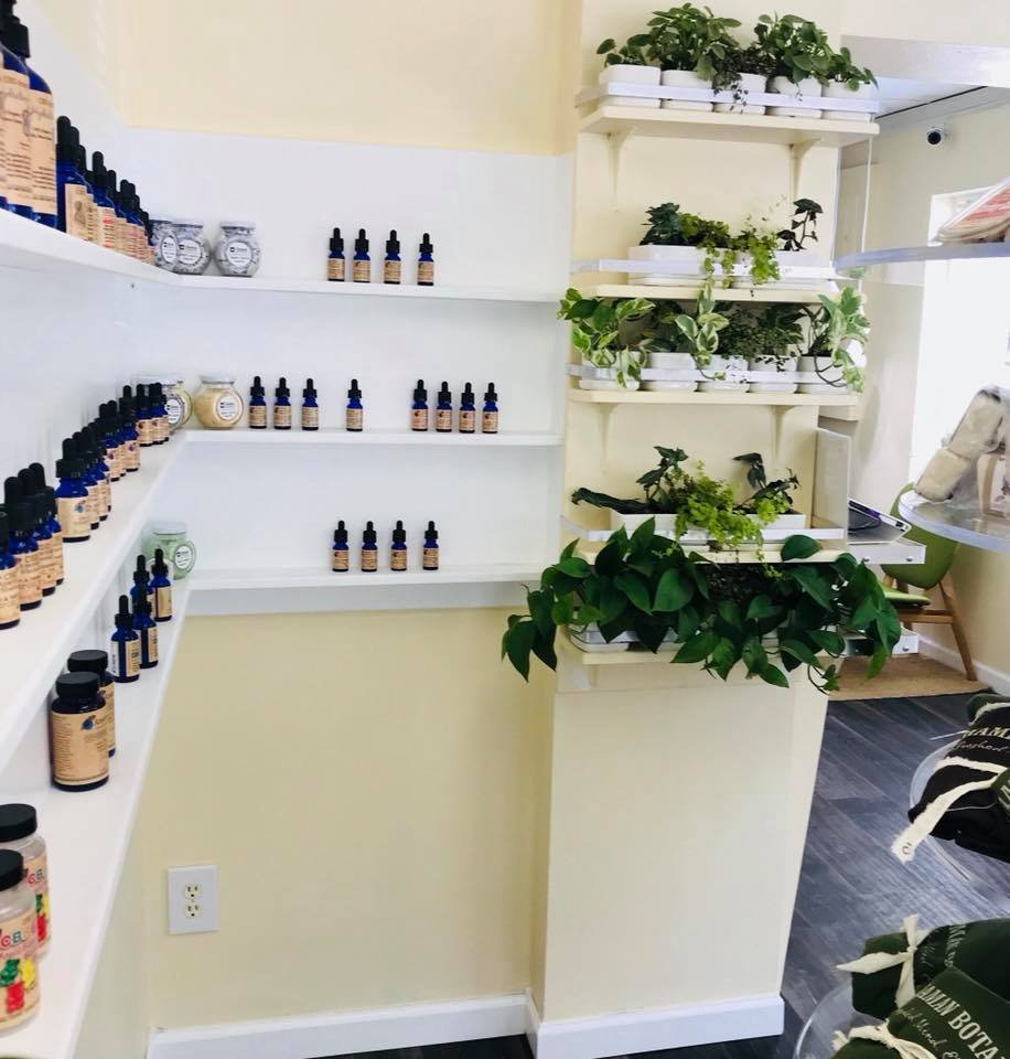 Shaman Botanicals: 1136 N Bitting Ave, Wichita, KS