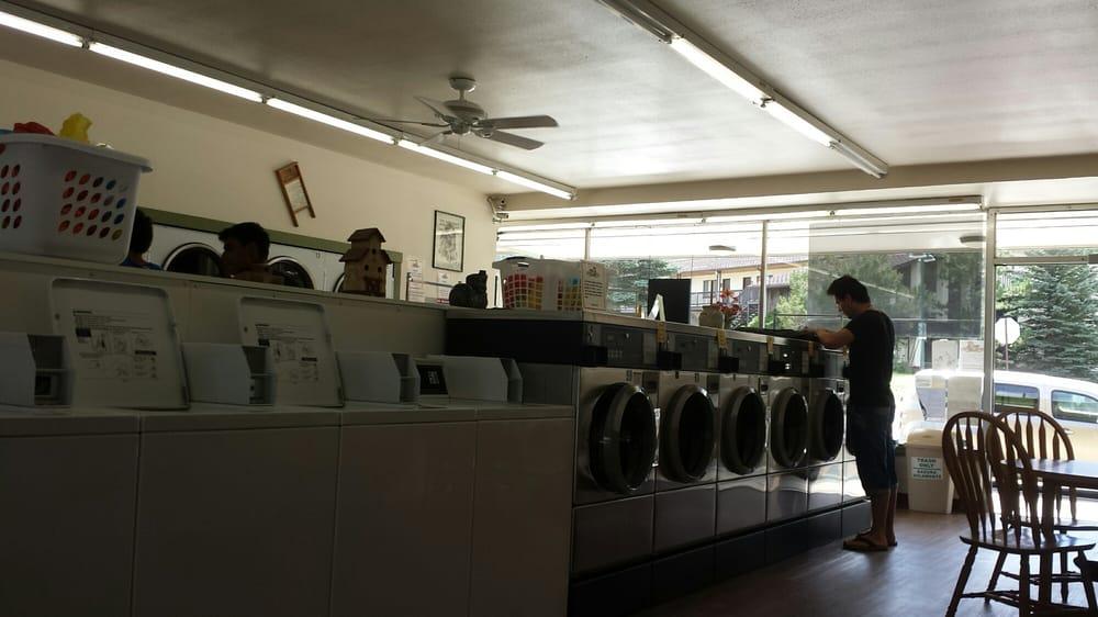 Village Laundry: 174 S St Vrain Ave, Estes Park, CO