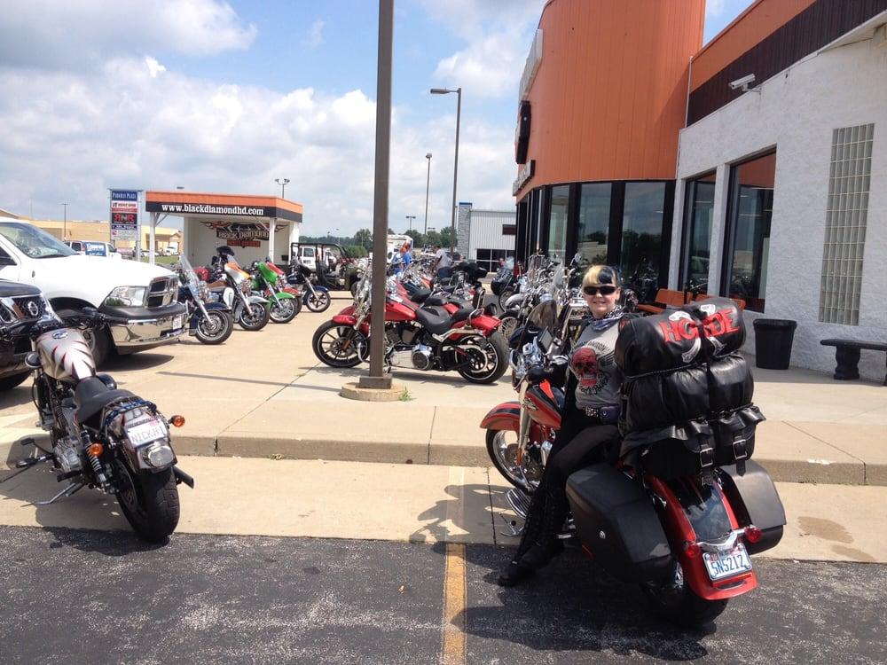 Black Diamond Harley Davidson: 2400 Williamson County Pkwy, Marion, IL