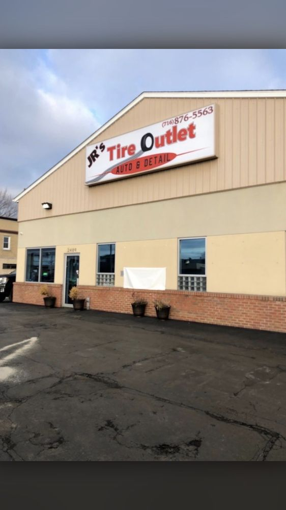 Jr's Tire Outlet Auto & Detail: 2489 Elmwood Ave, Kenmore, NY