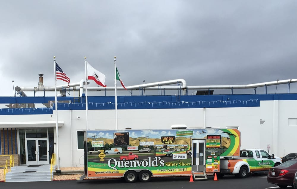 Quenvold's Safety Shoemobiles: 886 Howe Rd, Martinez, CA