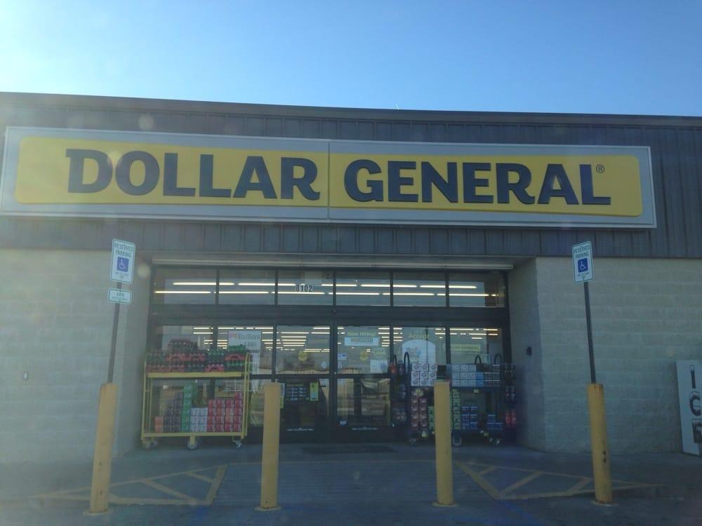 Dollar General: 8102 E 7th St, Duenweg, MO