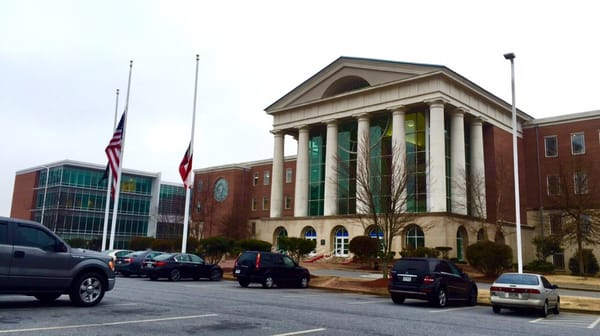 Harold R  Banke Justice Center - Courthouses - 9151 Tara