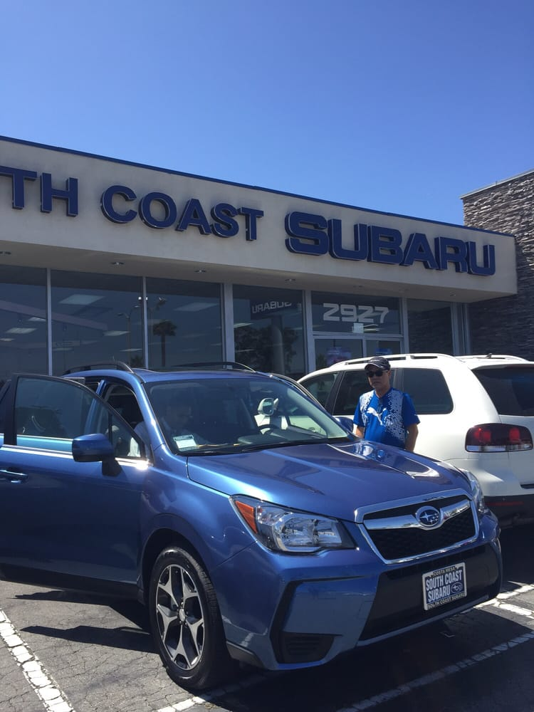 South Coast Subaru >> My Hubby Loves This Forester Xt Yelp