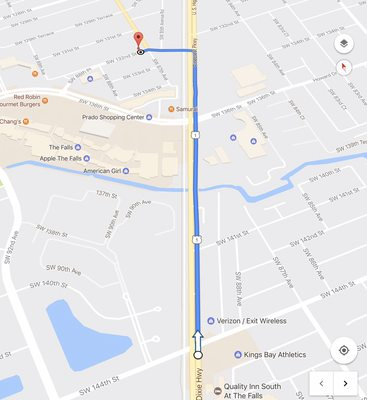 Kings Bay Athletics 8701 Sw 132nd St Miami Fl Sporting Goods Mapquest