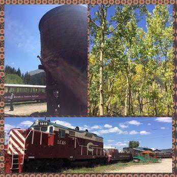 Leadville Colorado & Southern Railroad - 25 Photos & 19
