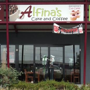 Alfina  s Cake & Coffee - Bakeries - 6 Bunya Park Dr ...