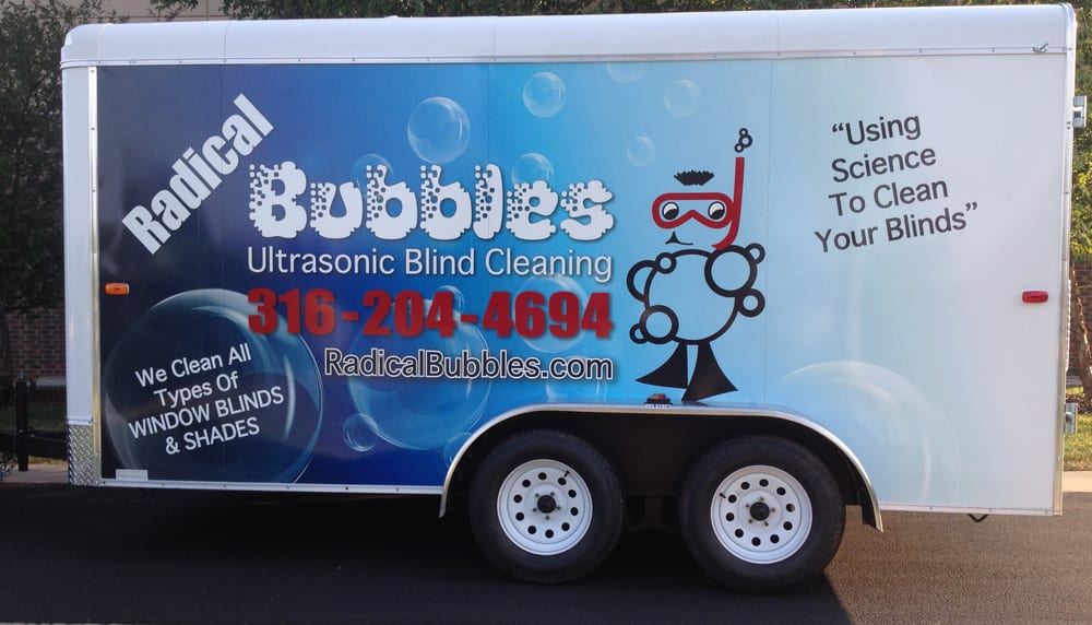 Radical Bubbles: Wichita, KS