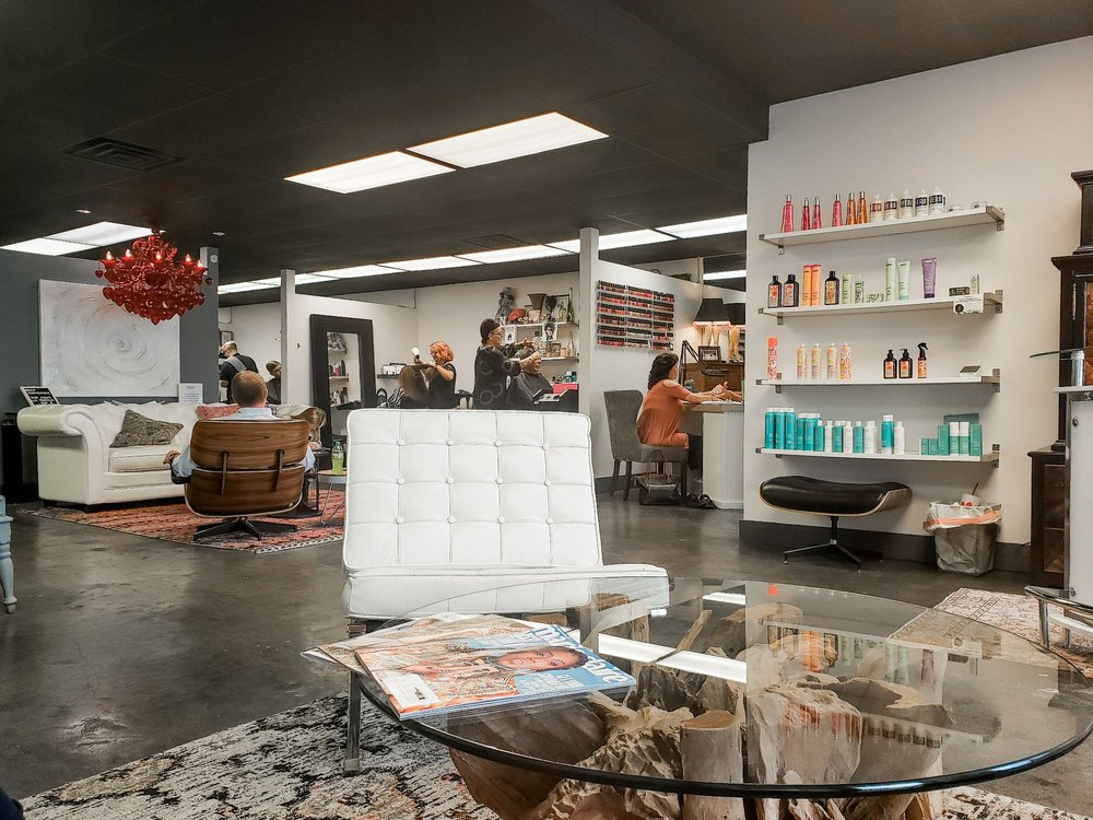 Bella Salon: 4051 S Memorial St, Winterville, NC