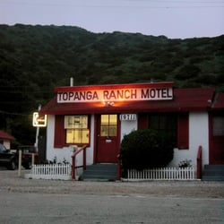 Photo Of Topanga Ranch Motel Malibu Ca United States The Front Office