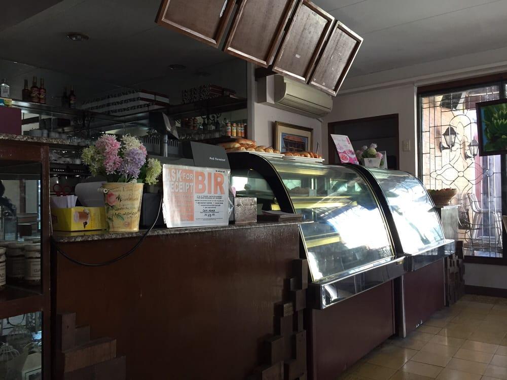 Café Mamia: San Jose Street, Dumaguete, NER