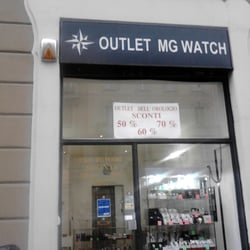 Outlet M.G. Watch - Outlet - Via Adige 6, Porta Romana, Milano ...