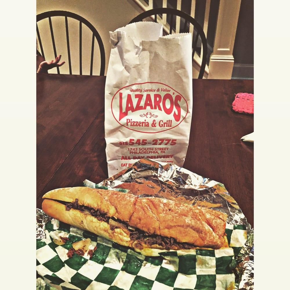 Lazaro's Pizzeria & Grill