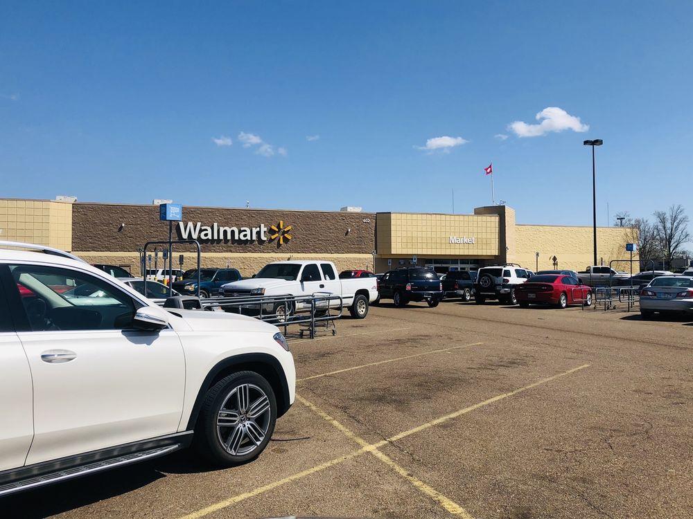 Walmart Supercenter: 602 Shelia St, West Helena, AR