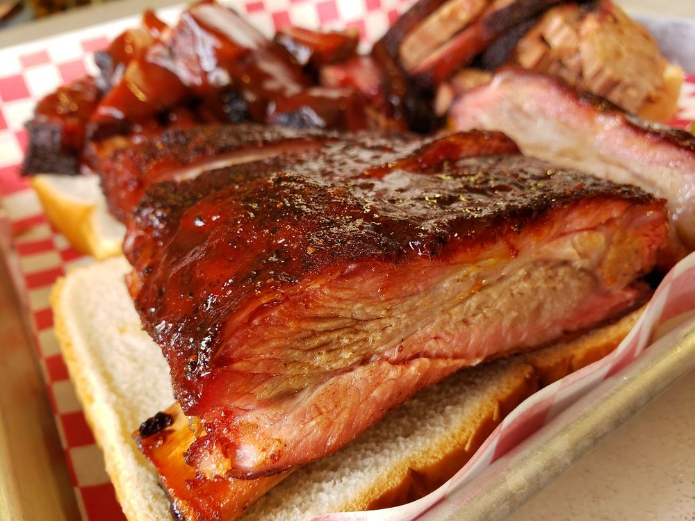 Jo-Bawb's BBQ: 7921 Northside Dr, Oklahoma City, OK