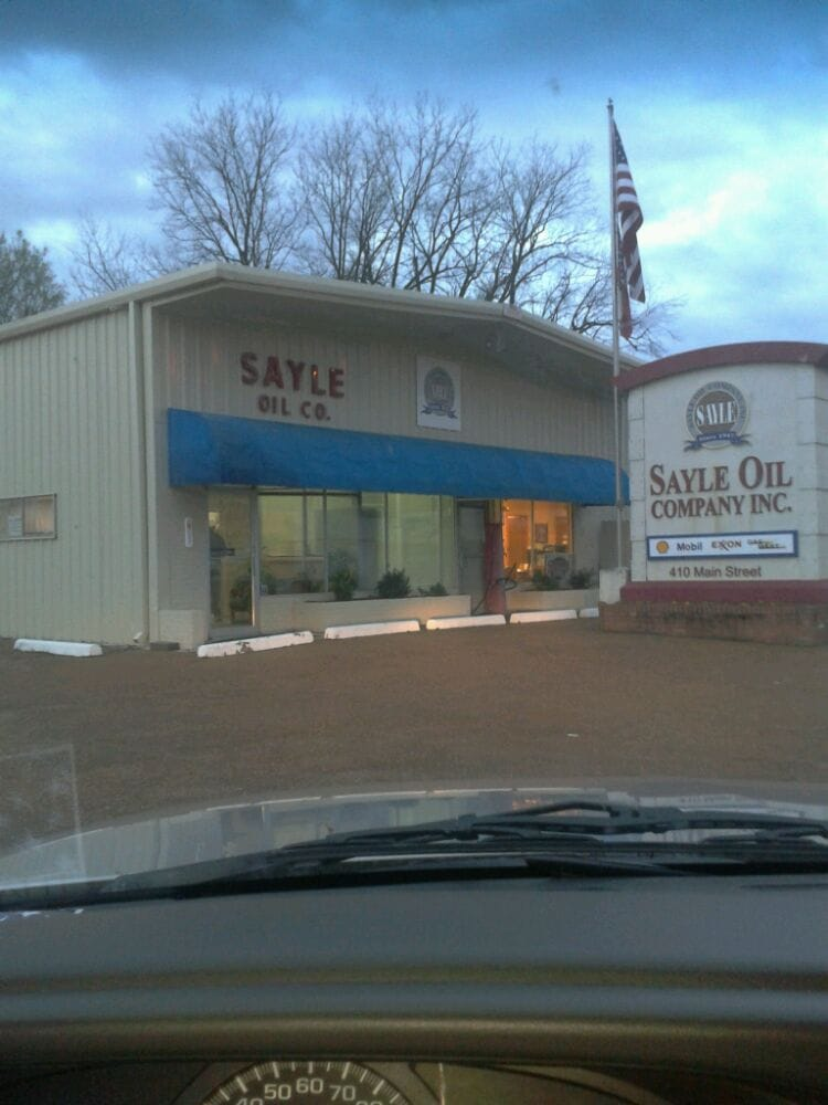 Sayle Oil Co: 410 W Main St, Charleston, MS