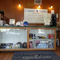 Corner Stone Quick Lube Auto Repair 1200 Cooper St
