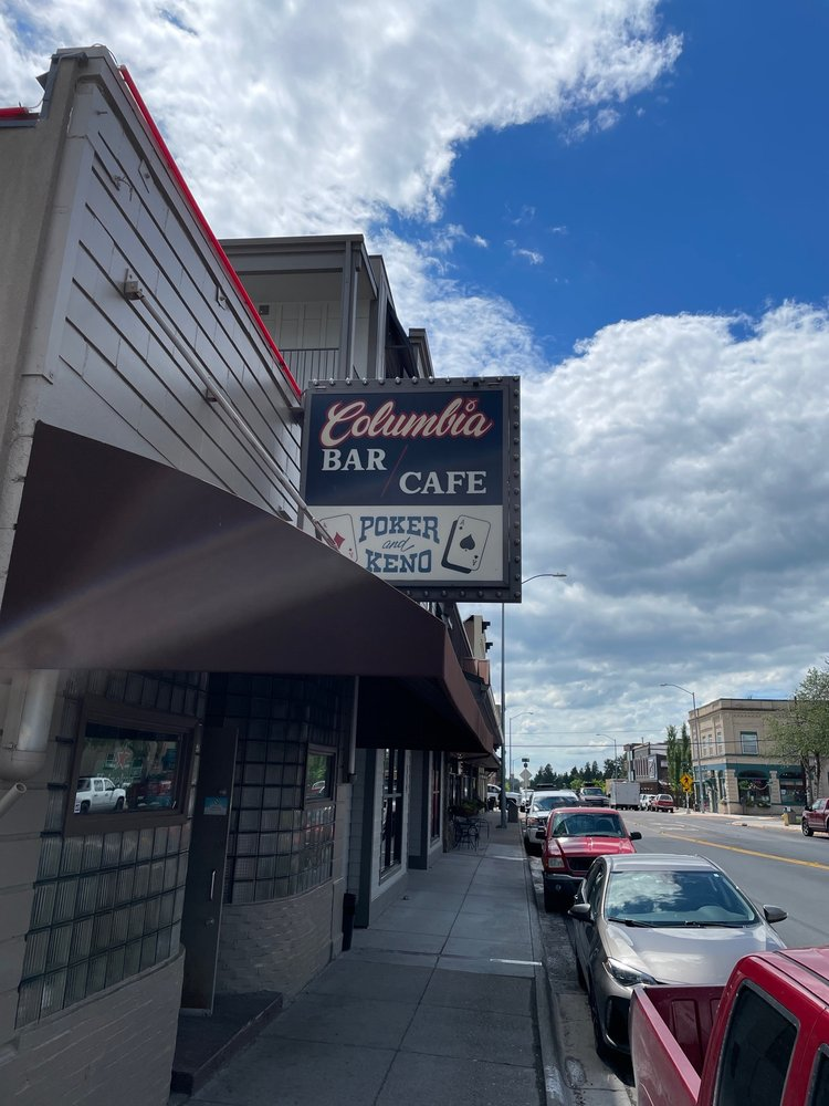 Columbia Bar: 509 Nucleus Ave, Columbia Falls, MT