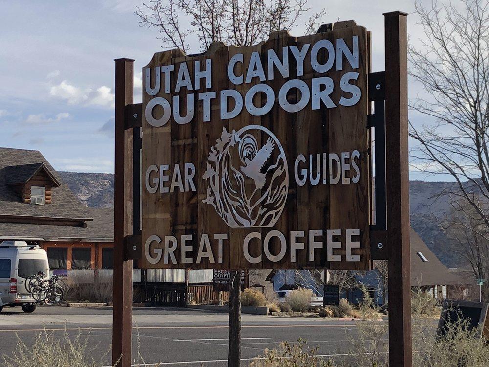 Utah Canyon Outdoors: 325 W Main St, Escalante, UT